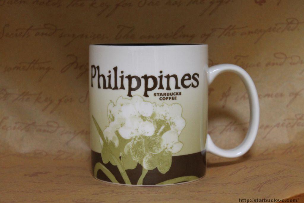 Philippines (フィリピン)mug#2【花】