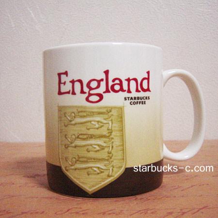England(イングランド) mug#1,2【紋章】【シェイクスピア】