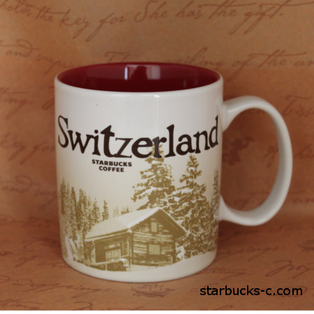 Switzerland mug(スイスマグ)