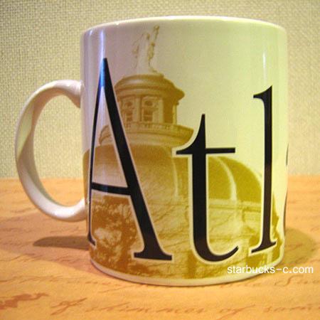 Atlanta mug(アトランタマグ)