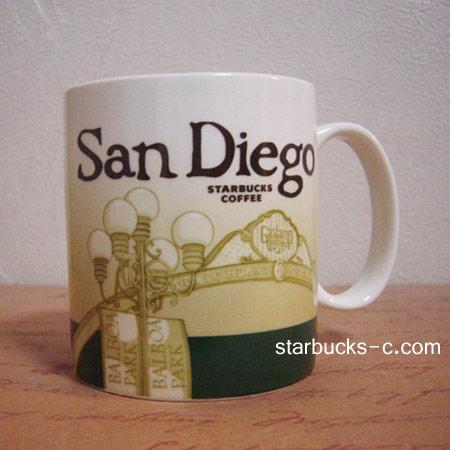 San Diego mug(サンディエゴマグ)