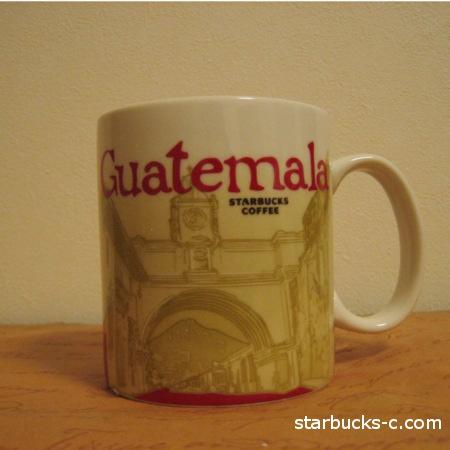 Guatemala(グアテマラ)#1 mug【街並み】
