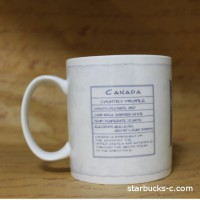 06 Canada Architecture Series mug,mini mug, tumbler(2006年アーキテクトシリーズマグ、ミニマグ、タンブラー)