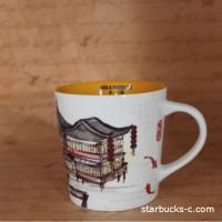Shanghai Xintiand mug(上海新天地マグ)