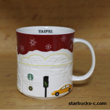Taipei Relief Mug(台北レリーフマグ)