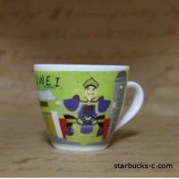Huwei mug, demi mug(雲林(フーウェイ)マグ、デミマグ)