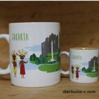 Jakarta mug, demi mug(ジャカルタマグ、デミマグ)