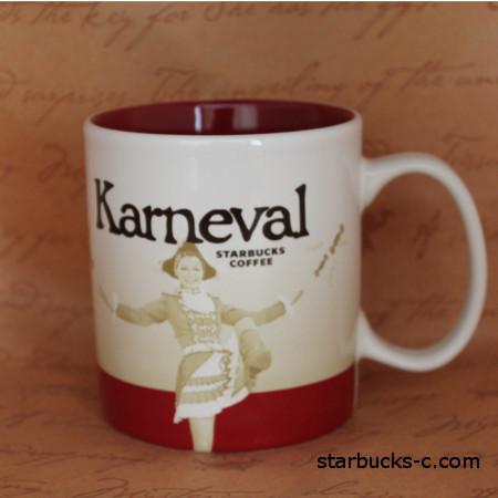 Karneval(カーニバル)mug#1【少女】