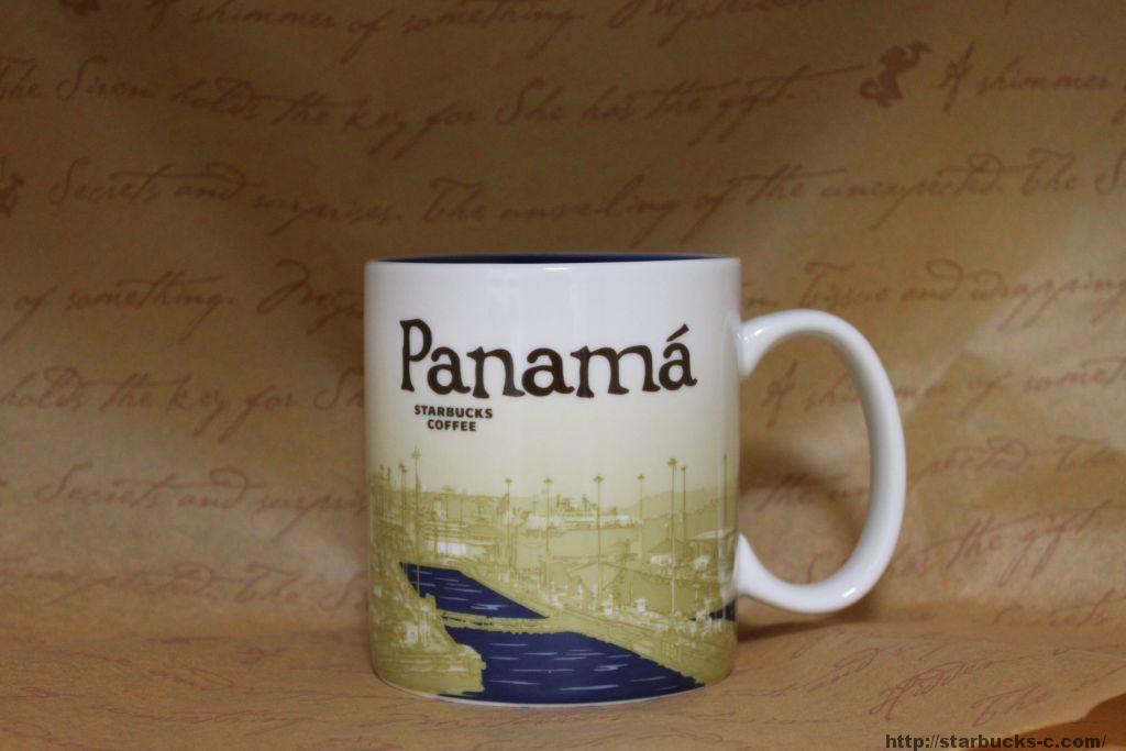 Panamá(パナマ)mug