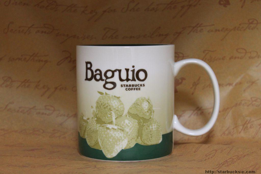 Baguio(バギオ)mug#2【ストロベリー】
