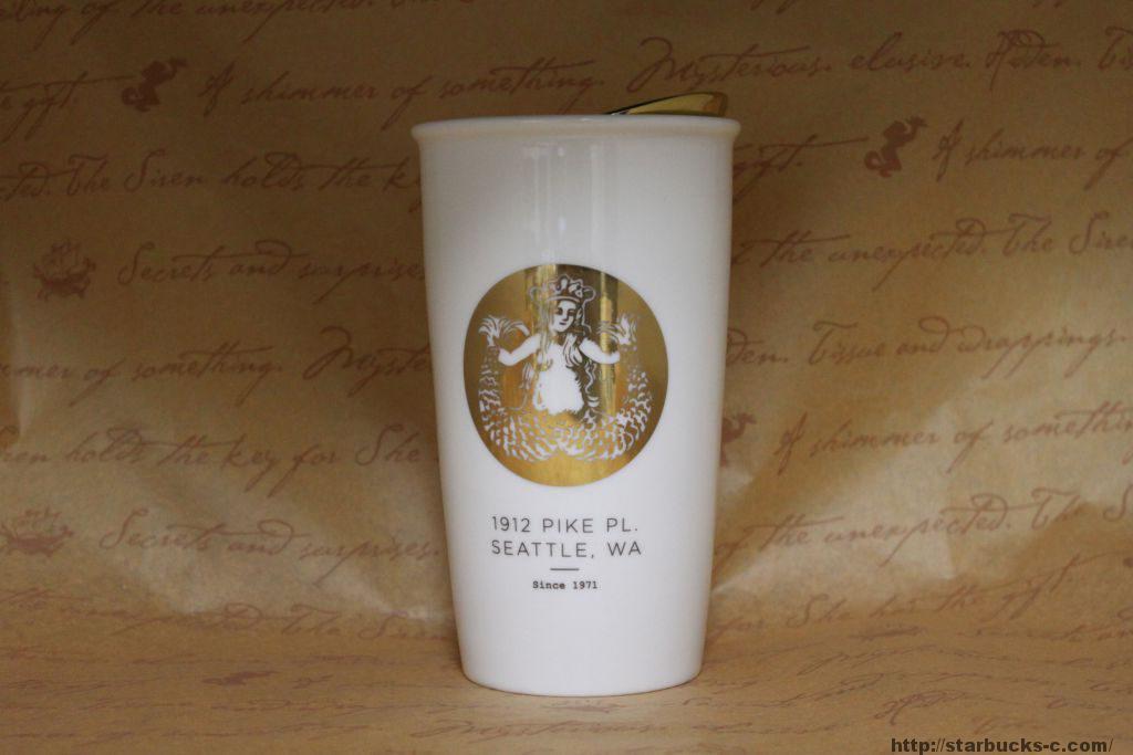 Pike Place (パイクプレイス)Ceramic tumbler
