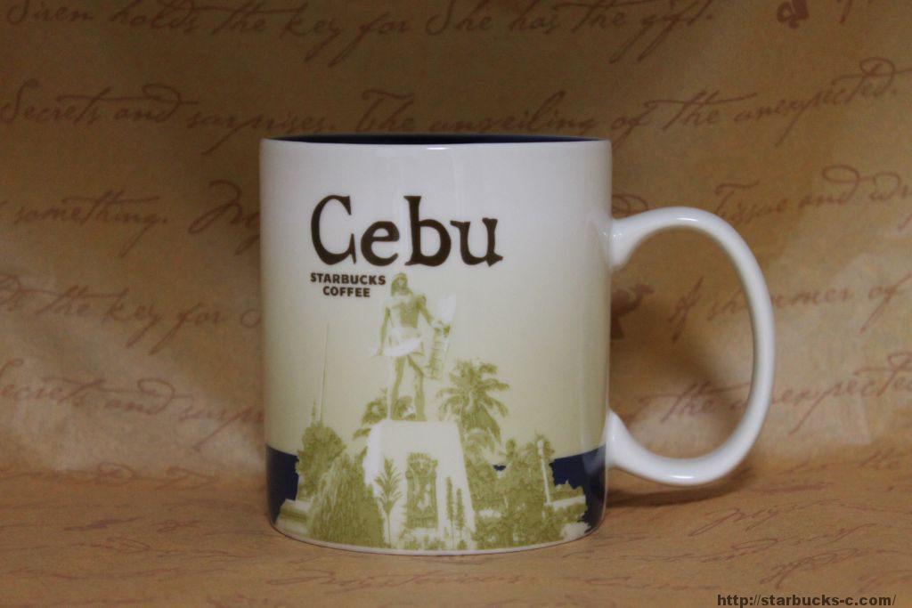 Cebu(セブ)mug#2【モニュメント】