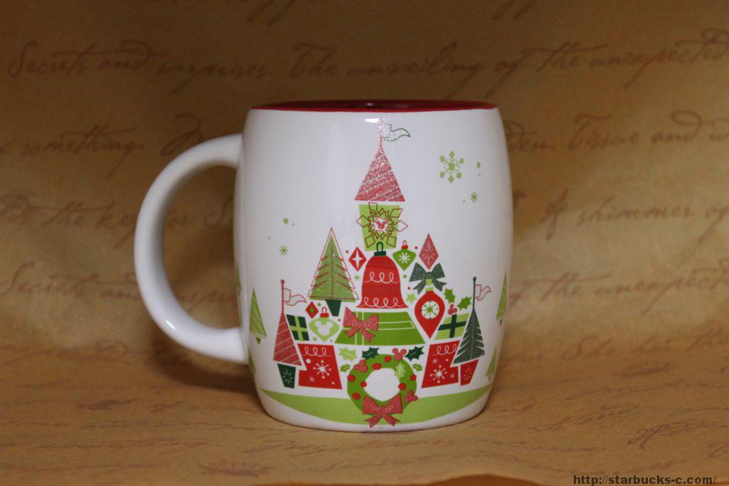 2015 Disney holiday(2015年ディズニーホリデー)mug
