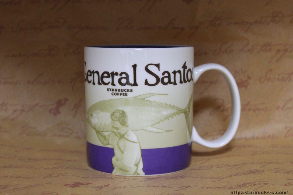 General Santos(ジェネラル・サントス)mug