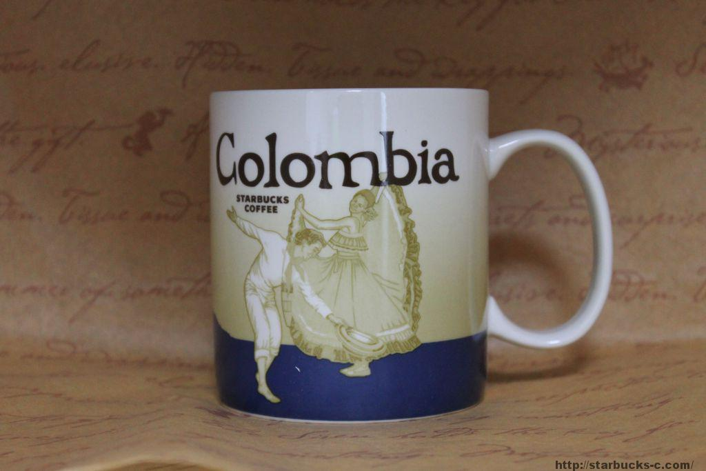 Colombia(コロンビア)mug