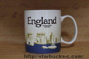 England (イングランド)mug#3 【ストーンヘンジ】