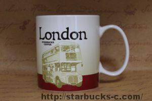 London(ロンドン)mug#2 【バス】