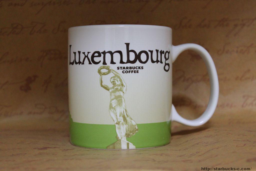 Luxenbourg(ルクセンブルク)mug