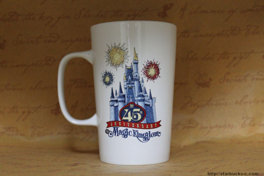 Disney Magic Kingdom(マジックキングダム)mug