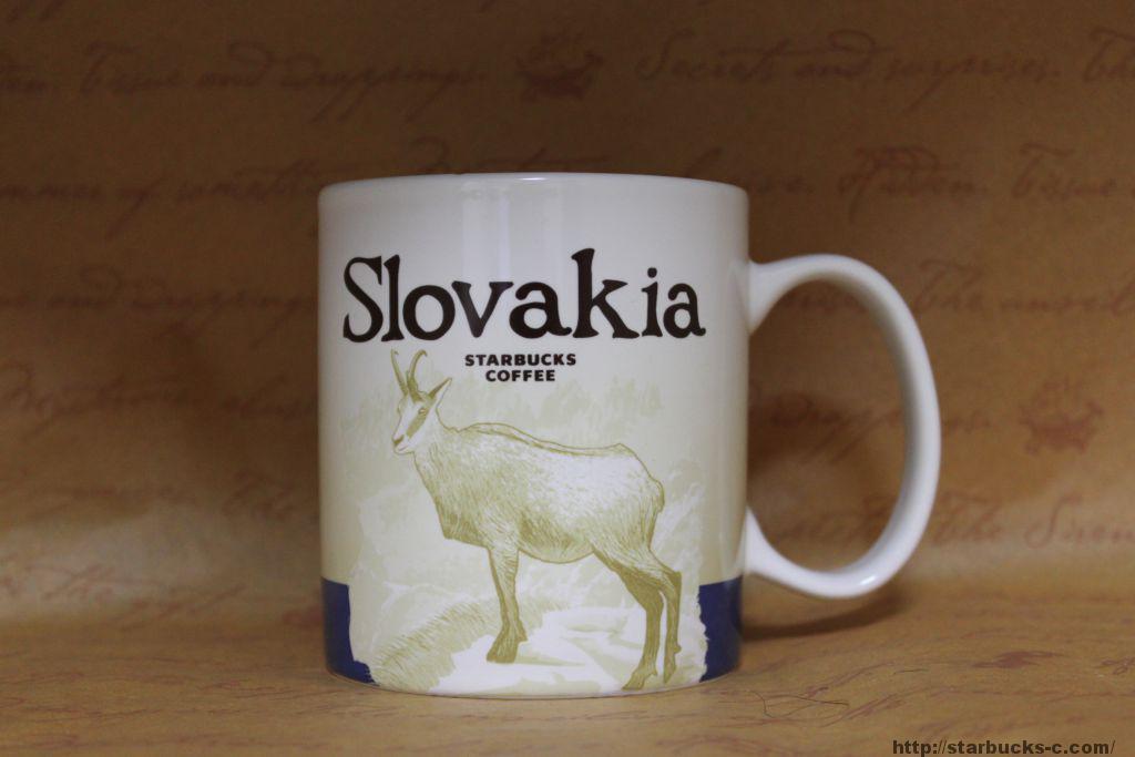 Slovakia(スロバキア)mug