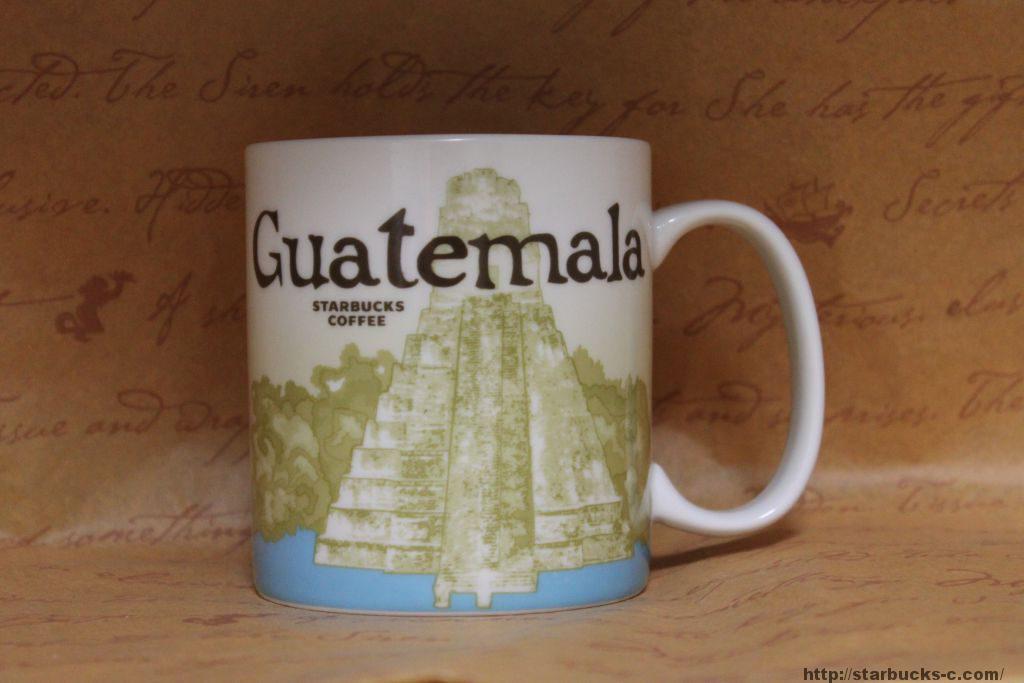 Guatemala(グアテマラ)#2 mug【ティカル遺跡】