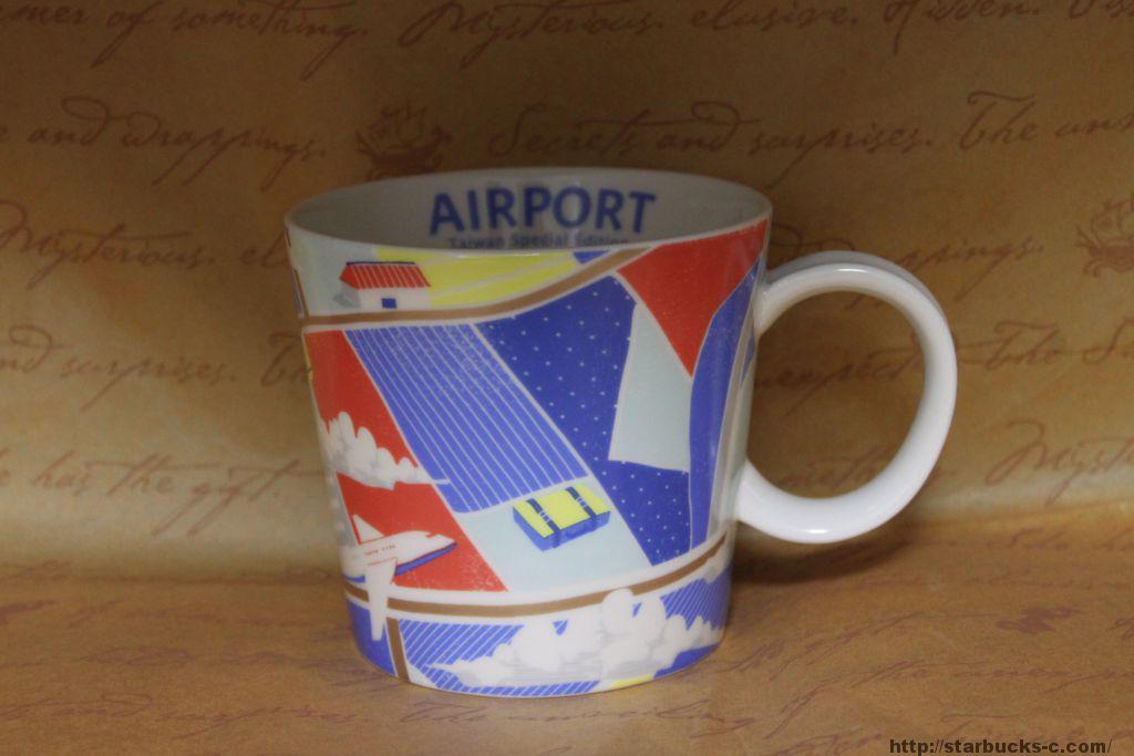Taoyuan Airport(桃園空港)mug