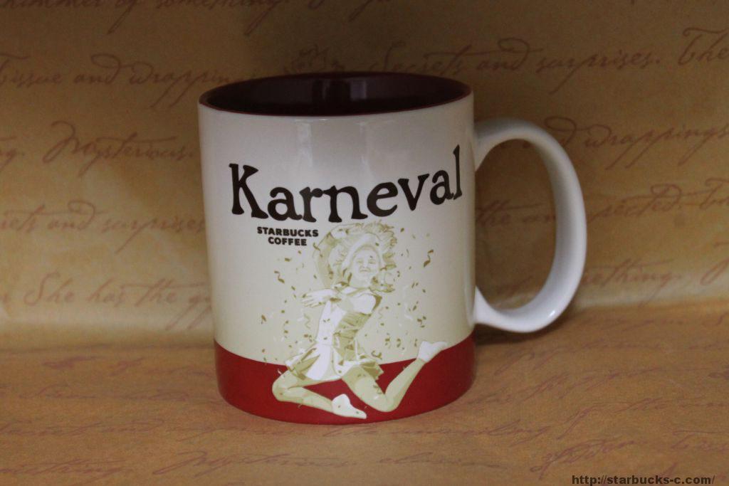 Karneval(カーニバル)mug#3【ダンサー】