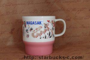 Nagasaki(長崎)mug