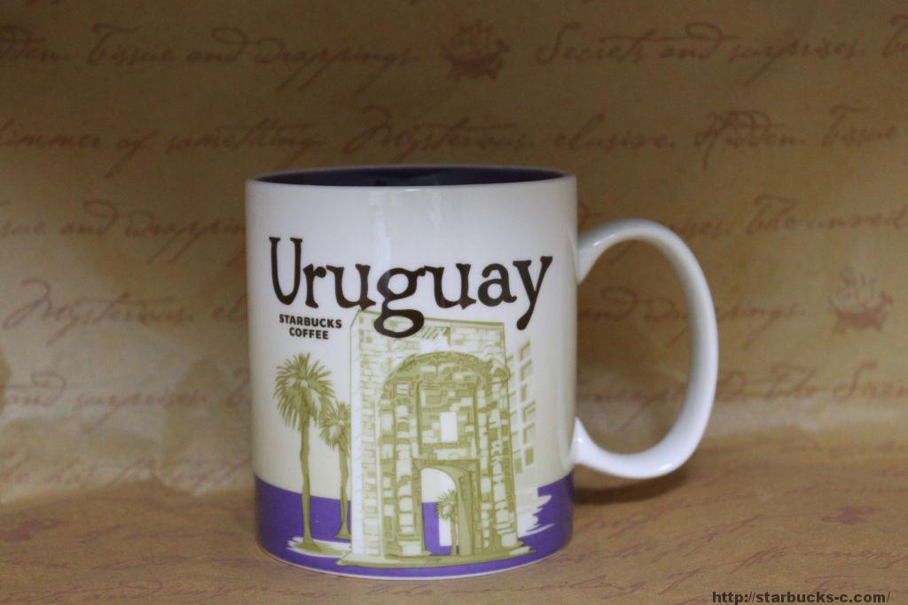 Uruguay(ウルグアイ)mug