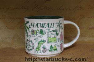 BEEN THERE SERIES HAWAII(ハワイ)mug