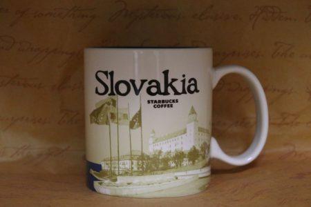 Slovakia(スロバキア)mug#2