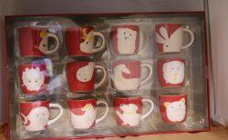 Zodiac(干支)demi mug set