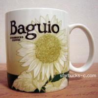 Baguio(バギオ)mug #1【花】