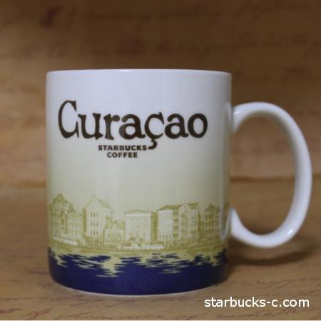 Curaçao mug(キュラソーマグ)
