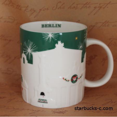 Berlin Relief Mug(ベルリンレリーフマグ)