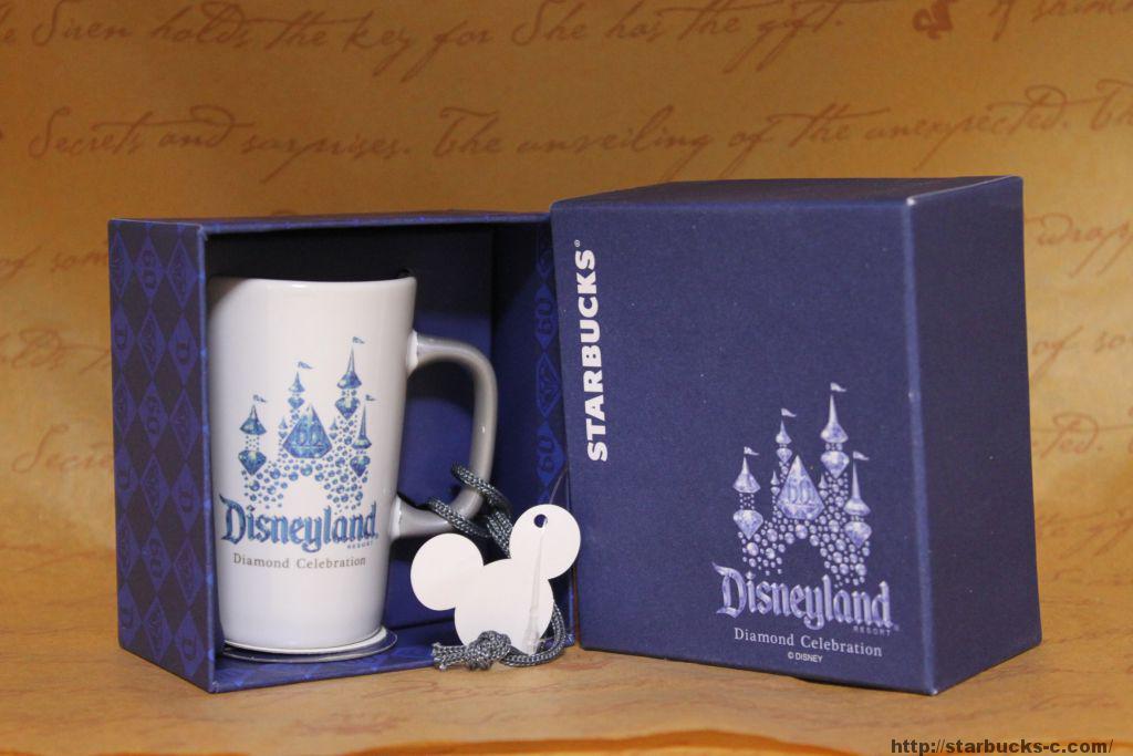 Disneyland Diamond Celebration (ディズニーランドダイヤモンドセレブレーション)mug