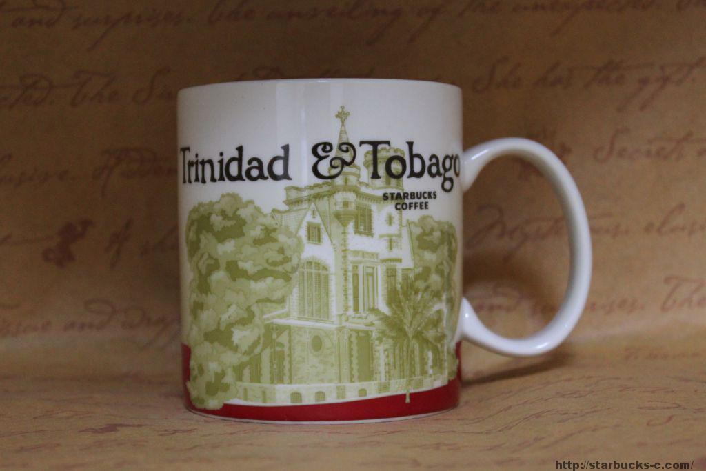 Trinidad & Tobago(トリニダード・トバゴ)mug