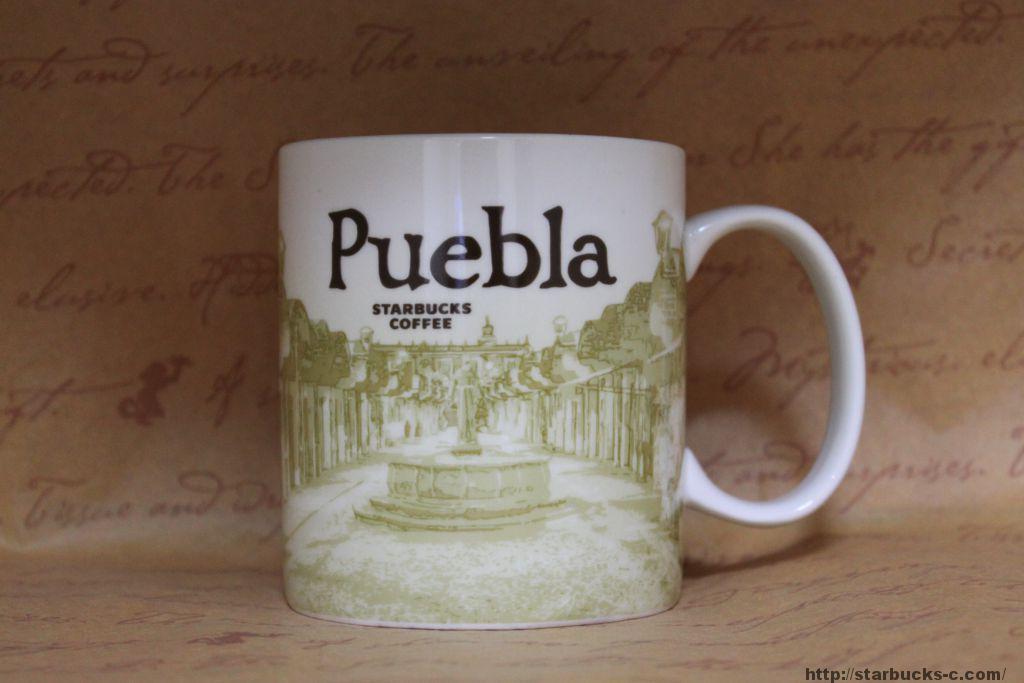 Puebla (プエブラ)mug
