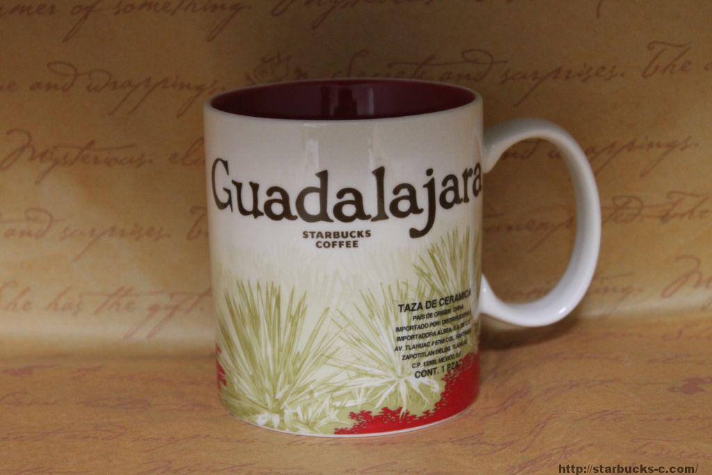 Guadalajara(グアダラハラ)mug